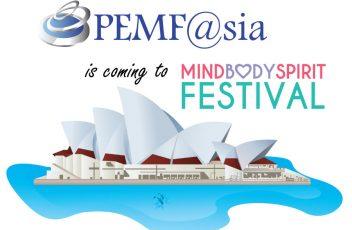 Mind Body Spirit Sydney 2018 PEMF.ASIA