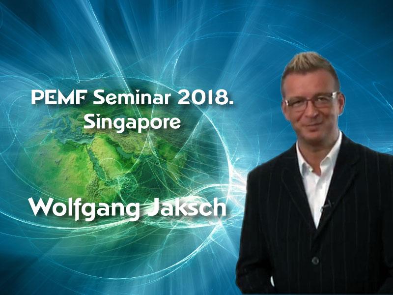 PEMF Health Seminar in Singapore
